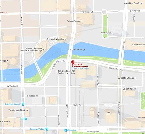 Patricia Robbins - Chicago il - Michigan Ave