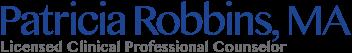 Patricia Robbins - Therapist